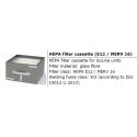 HEPA filtr GoLine 15m2
