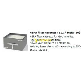 HEPA filtr GoLine 26m2
