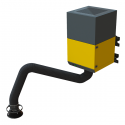 Stacionární filtrační jednotka Plymovent MonoGo