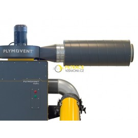 Tlumič hluku pro Plymovent WallPro