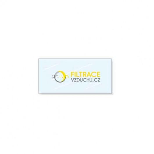 Vnitřní krycí sklo samozatmívací kazety pro kuklu Plymovent PersonalPro